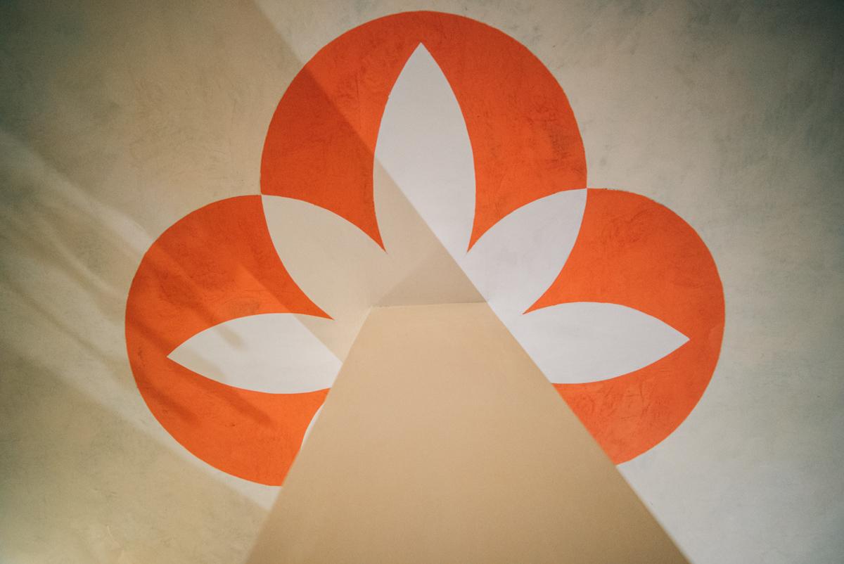 decorazione a soffitto